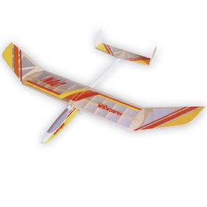 PIN efficient free flying  glider