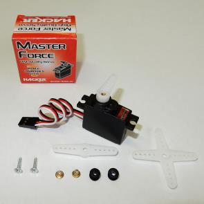 Servo MASTER FORCE MF A-1171Metal 17,5g