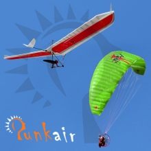RC PARAGLIDERS/HANGGLIDERS Punkair